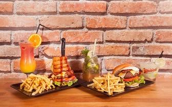 Hambúrgueres com 10% de Desconto em Fatura no Parque das Nações!