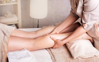 5 Massagens Localizadas Anticelulite ou 5 Drenagens Linfáticas por 39€ junto ao Marquês de Pombal!
