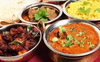 Almoço Indiano com - 30% Sobre a Ementa na Avenida da Liberdade!