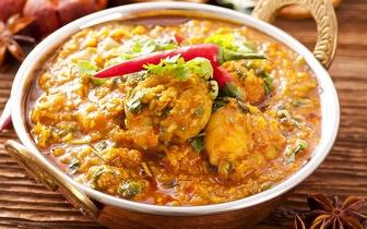Jantar Indiano com -30% Sobre a Ementa na Avenida da Liberdade!