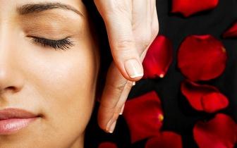 Massagem de Relaxamento ao Corpo Inteiro + Mini Massagem Facial por 19€ junto à Quinta das Conchas!