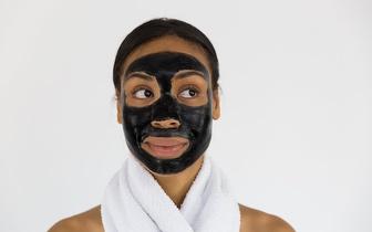 Limpeza de Pele com Máscara Preta por 13€ em Belas!