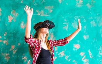 Escape Room em VR para 3 Pessoas por 24€ em Entrecampos!