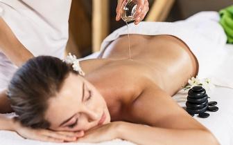 Massagem de Relaxamento + Sessão de Reiki por 32€ em Algueirão!