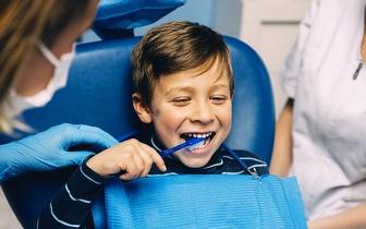 Consulta Dentária + Polimento + Flúor para Crianças por 15€ nos Aliados!