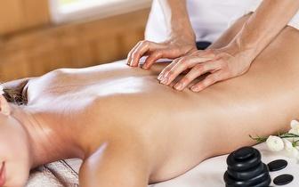 Massagem de Relaxamento ao Corpo Inteiro por 15€ em Massamá!