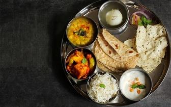Menu Nepalês e Indiano para 2 Pessoas ao Jantar por 19€ em Cacilhas!