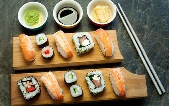 All You Can Eat de Comida Japonesa, Chinesa e Coreana ao Almoço por 8,90€ em Telheiras!
