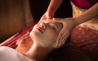 Massagem de Relaxamento ao Corpo Inteiro + Massagem Craniofacial por 25€ junto à Quinta das Conchas!