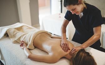 Massagem Terapêutica Músculo-Esquelética por 25€ na Parede!