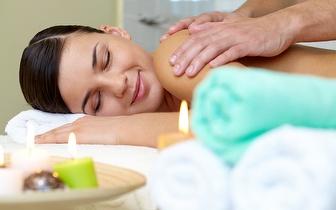 Massagem Aromaterapêutica + Cura Prânica + Alinhamento dos Chacras por 15€ em Oeiras!