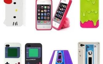 Capas iPhone 4/4S, vários modelos à escolha! Apenas 4,99€, 1 capa, ou 8,99€, 2 capas