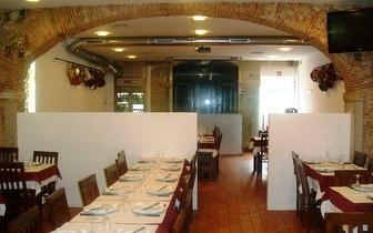 Jantar com Oferta de Caipirinha e Sobremesa em Alcântara!