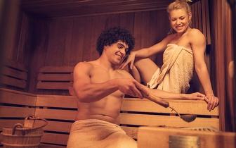 Massagem de Casal ao Corpo Inteiro + Massagem Craniofacial + Sauna por 40€ em Viana do Castelo!
