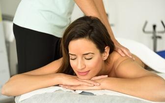 Massagem de Relaxamento ao Corpo Inteiro por 19€ em Massamá!