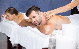 Massagem de Casal ao Corpo Inteiro por 44€ em Leiria!