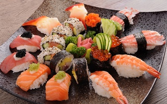 All You Can Eat de Sushi e Comida Chinesa + Café ao Jantar por 9,50€ em Oeiras!
