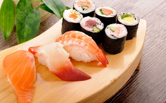 All You Can Eat de Sushi ao Jantar por 14,90€ em Cascais!