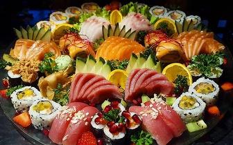 All You Can Eat de Sushi por 17,50€ em São Domingos de Rana!