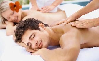 Massagem de Casal ao Corpo Inteiro por 33€ na Póvoa de Santo Adrião!