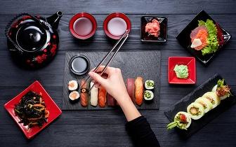 Menu de Sushi para 2 Pessoas ao Jantar por 30€ no Lumiar!