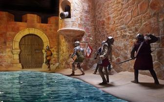 1 Noite para 2 Adultos + 1 Criança + Visita ao Museu Interativo e Parque Temático World of Discoveries por 95€ no Porto!