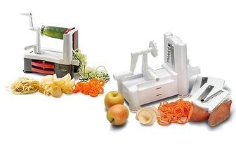 Cortador de Fruta e Legumes em Espiral por 18,99€ com Portes Grátis para Todo o País!