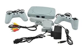 Consola Retro + 2 Comandos + Pistola + Jogos G4888 por 19,90€ com Portes Grátis para Todo o País!