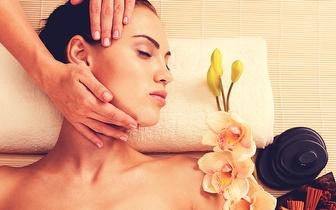 Massagem Craniofacial + Limpeza de Pele + Massagem de Relaxamento por 35€ junto à Quinta das Conchas!