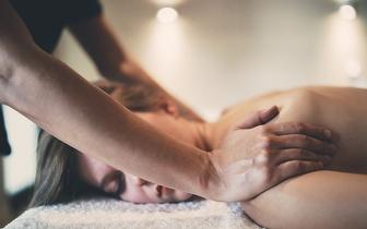 Massagem de Relaxamento ao Corpo Inteiro por 12€ em Baguim do Monte!