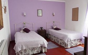 Turismo rural: 1 noite em alojamento para 2 pessoas com meia pensão por 44€!