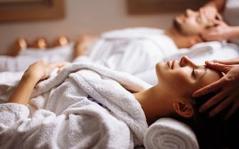 Massagem de Casal ao Corpo Inteiro + Mini Facial por 28€ em Baguim do Monte!