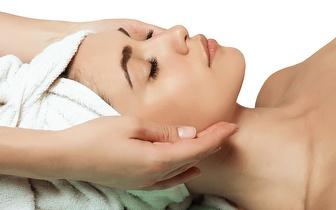 Massagem de Relaxamento ao Corpo Inteiro + Mini Facial em Baguim do Monte!