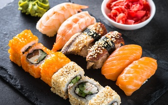 All You Can Eat de Sushi ao Jantar por 12,50€ no Parque das Nações!