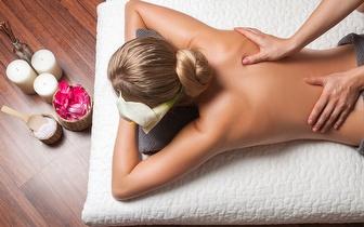Massagem de Relaxamento ao Corpo Inteiro + Chá e Biscoitos por 19€ em Massamá Norte!