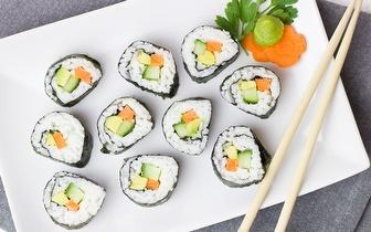 All You Can Eat de Sushi ao Jantar por 10,50€ em Miraflores!