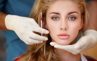 Aplicação de Botox nos Olhos ou Testa por 79€ em Cascais!