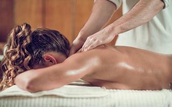 Massagem de Relaxamento ao Corpo Inteiro por 15€ no Campo Pequeno!