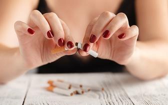 Para Deixar de Fumar: Sessão de Auriculoterapia + Consulta de Cessação Tabágica por 25€ em Oeiras!