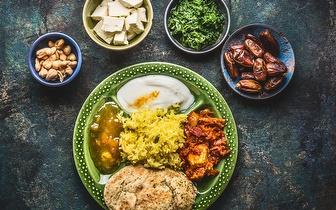 Menu Completo de Comida Nepalesa para 2 Pessoas por 19€ no Martim Moniz!