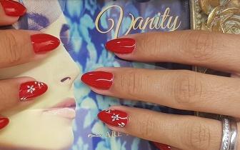 Manicure + Aplicação de Gelinho por 8€ em Carnaxide!