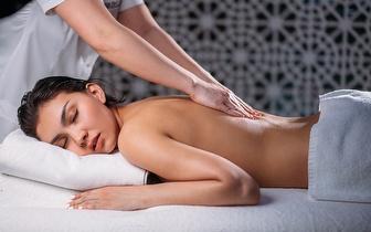Massagem Terapêutica por 19€ na Rua Egas Moniz!