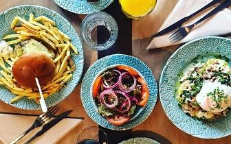 Menu de Hambúrguer Bio ao Jantar por 9,90€ em Torres Vedras!