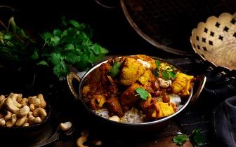 Menu Completo de Comida Nepalesa e Indiana para 2 Pessoas ao Almoço por 19€ no Marquês de Pombal!