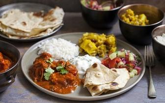 Menu Completo de Comida Nepalesa e Indiana para 2 Pessoas ao Jantar por 19€ no Marquês de Pombal!