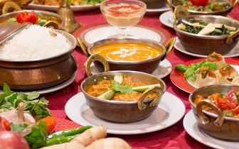 Comida Nepalesa com 15% de Desconto em Fatura ao Jantar em Alcântara!