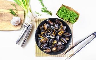 Menu de Mista de Marisco para 2 Pessoas ao Jantar por 25€ em Sesimbra!