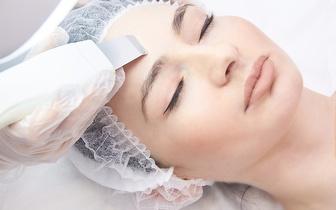 Tratamento Facial: Peeling Ultrassónico + Radiofrequência + Hidratação com Creme de Rosto por 64€ no Restelo!