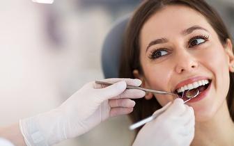 Limpeza Dentária: Destartarização + Polimento + Aplicação de Flúor + Jato de Bicarbonato por 19€ em Heroísmo!