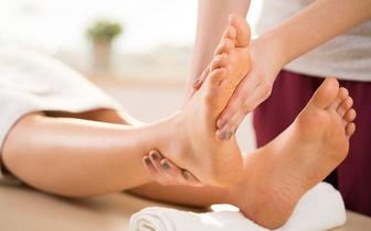 Pedicure: Remoção de Calosidades + Esfoliação + Massagem por 16€ na Boavista!